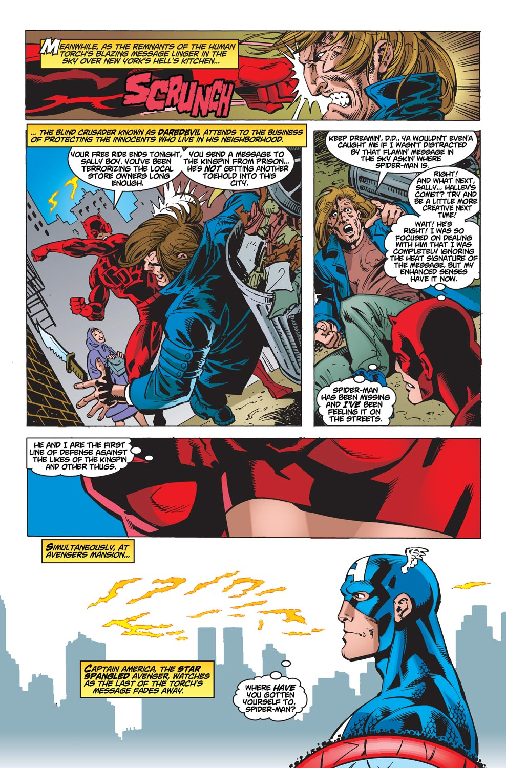 The Amazing Spider-Man (1999) 1 Page 7