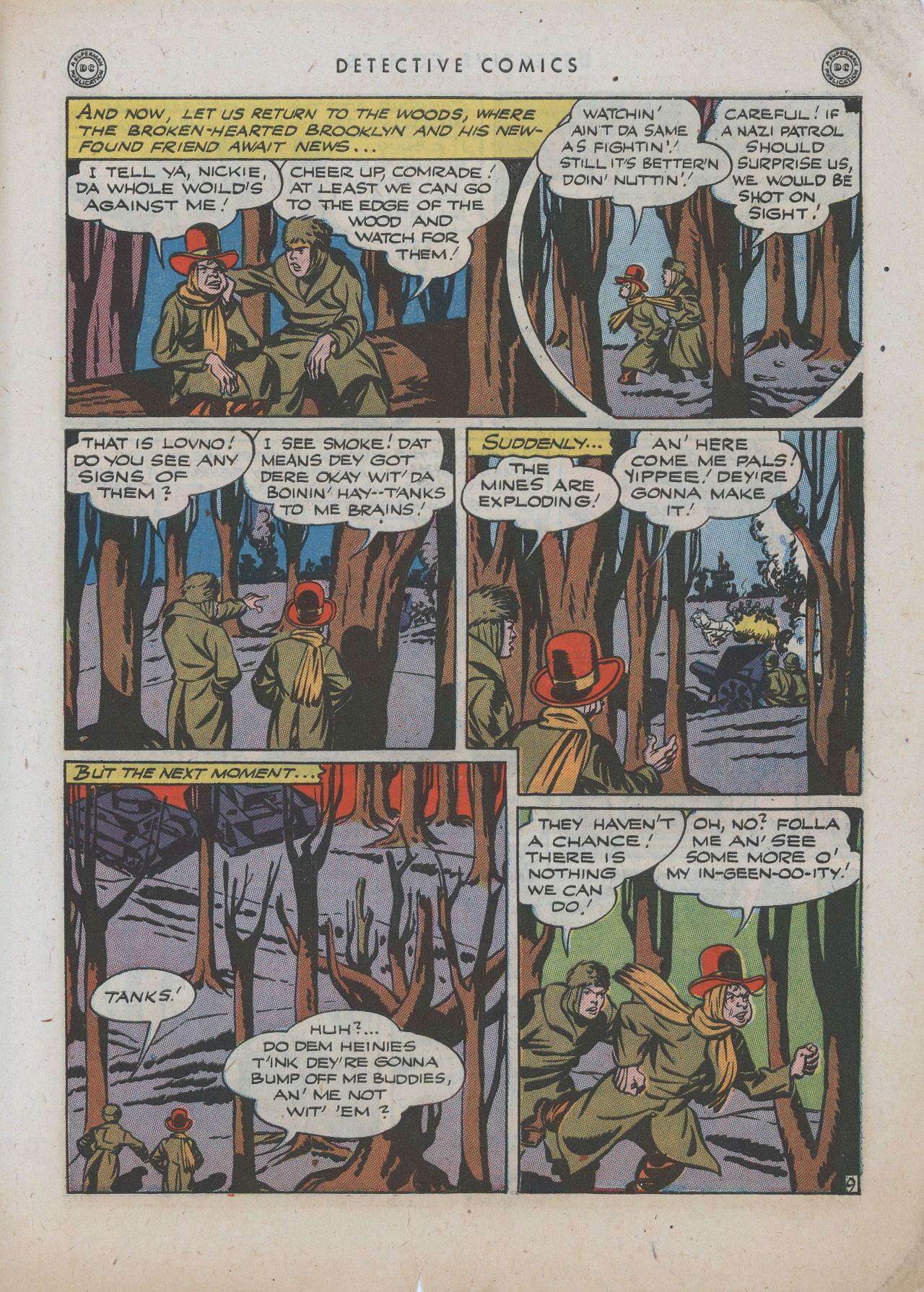 Read online Detective Comics (1937) comic -  Issue #89 - 55