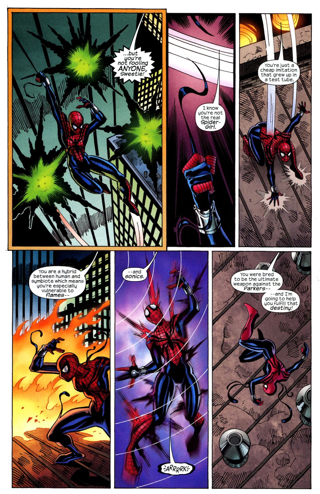 Web of Spider-Man (2009) Issue #1 #1 - English 35