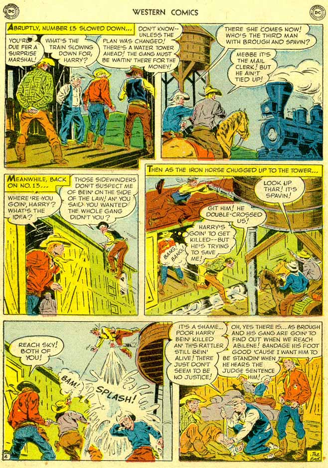 Western Comics issue 23 - Page 38