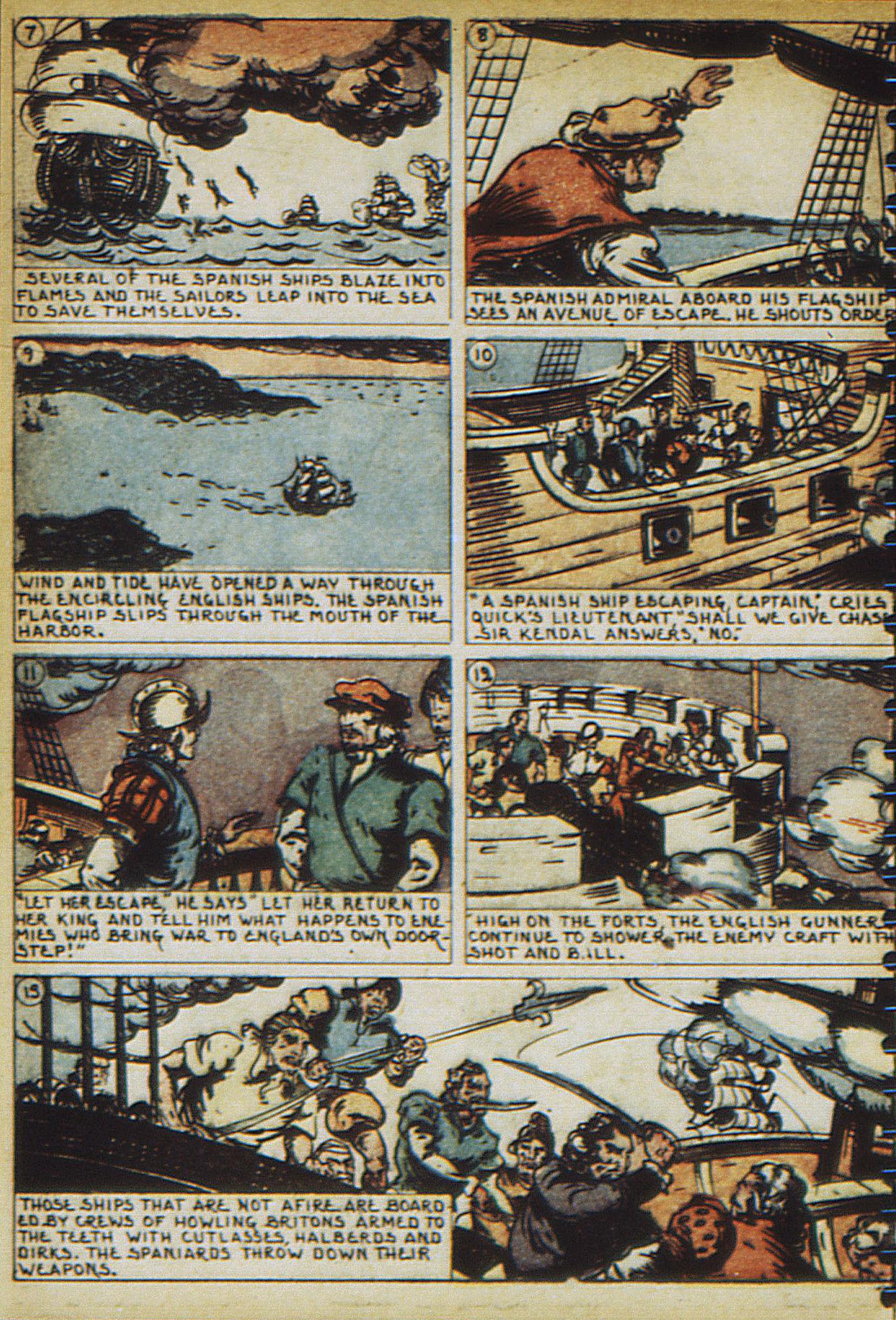 Read online Adventure Comics (1938) comic -  Issue #23 - 60
