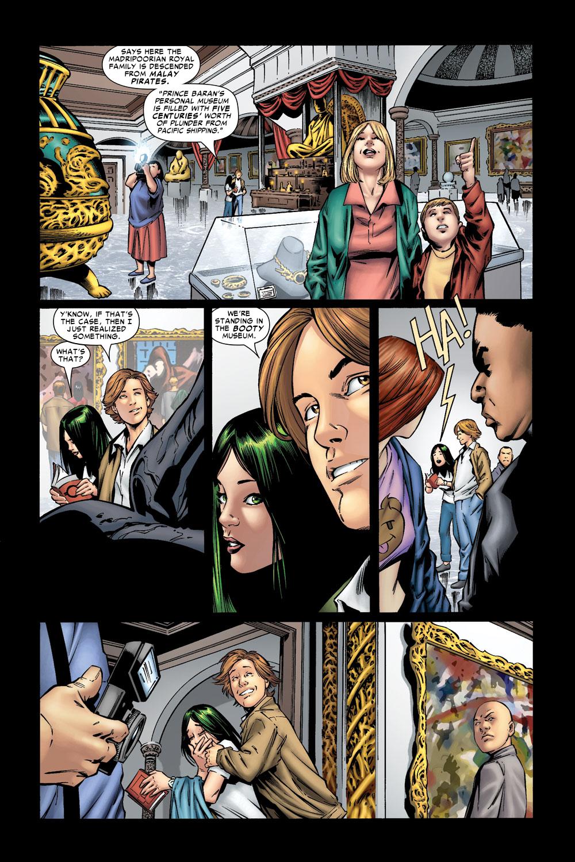 Read online Amazing Fantasy (2004) comic -  Issue #8 - 7