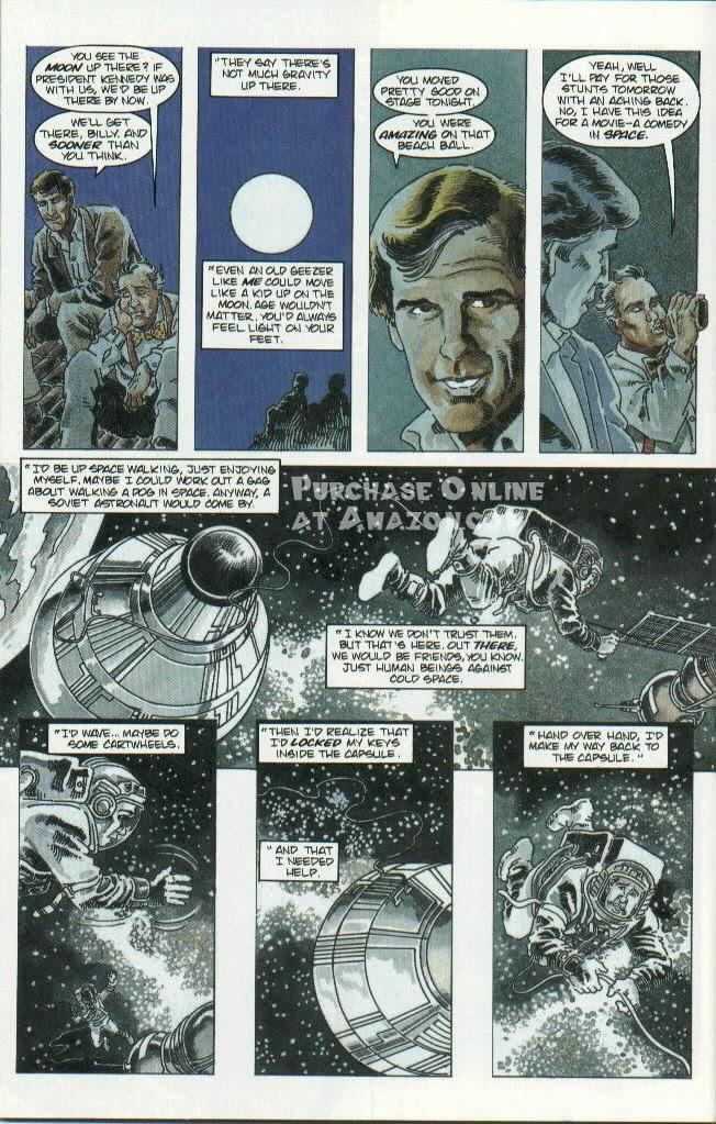 Read online Quantum Leap comic -  Issue #10 - 12