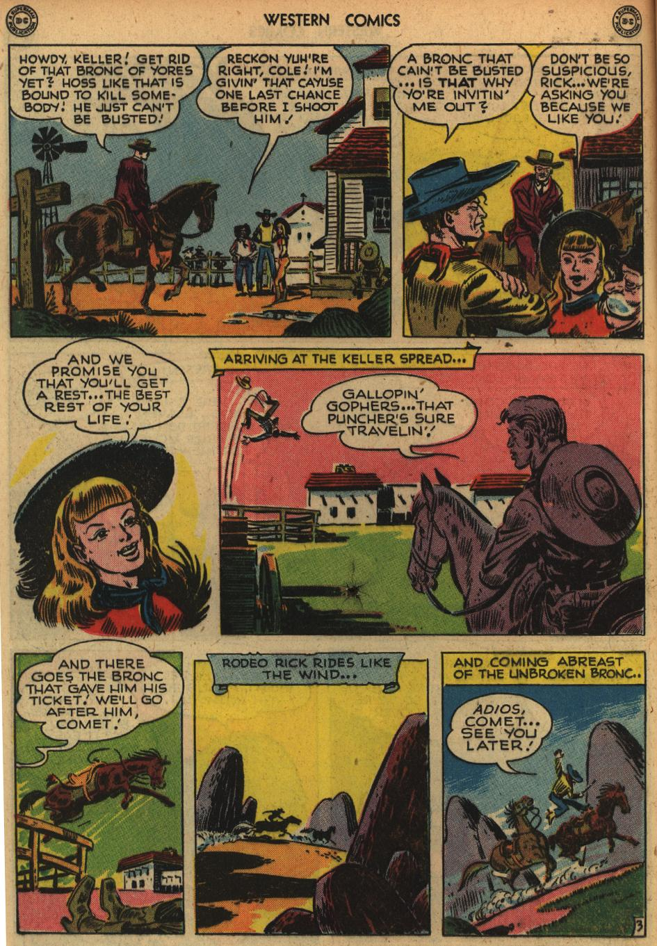 Western Comics issue 1 - Page 16