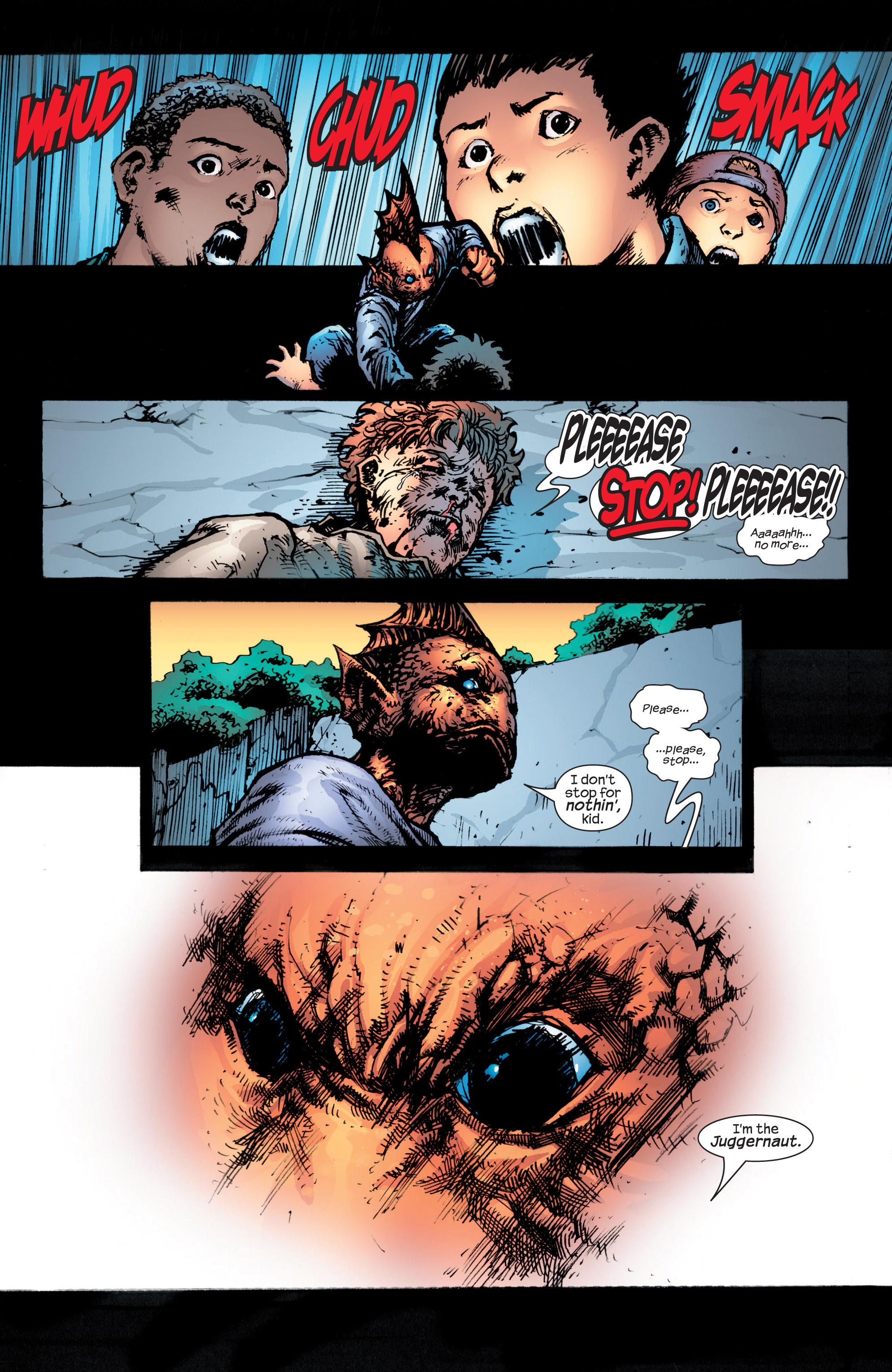 Read online Uncanny X-Men (1963) comic -  Issue #431 - 11