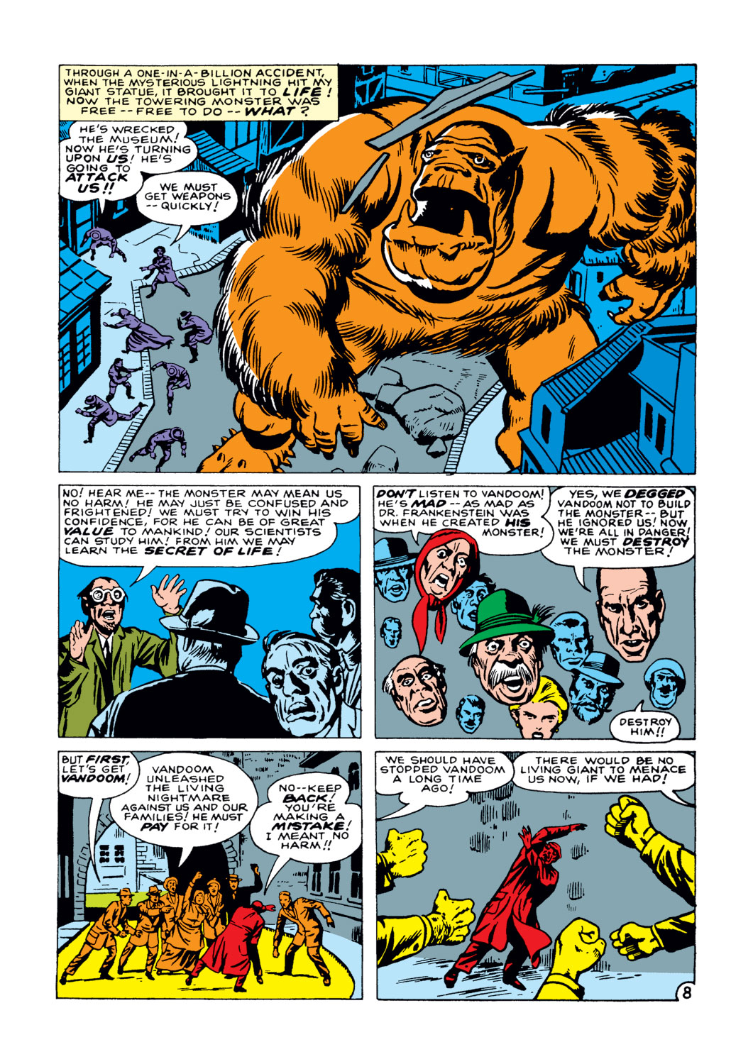 Tales to Astonish (1959) issue 17 - Page 10