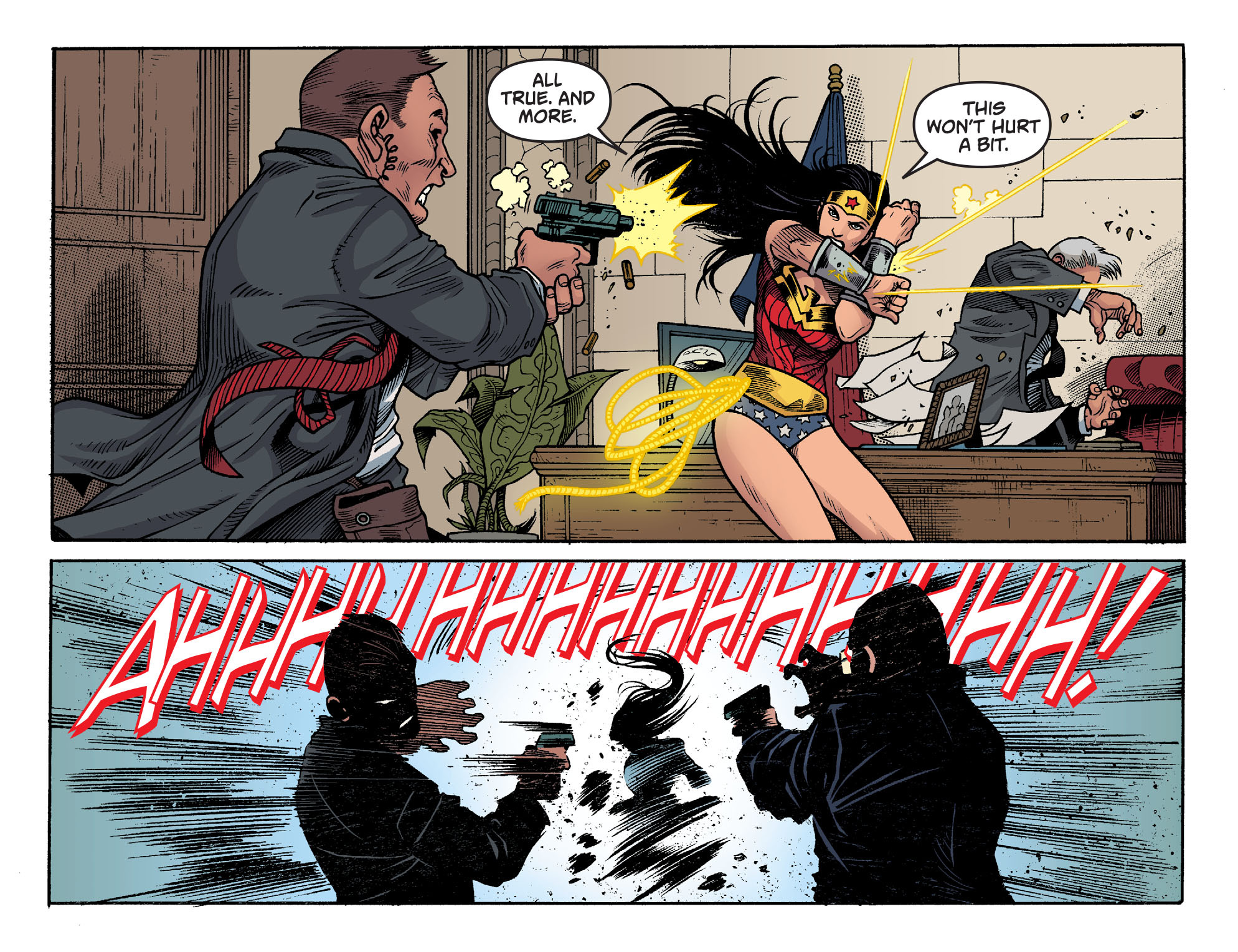 Read online Sensation Comics Featuring Wonder Woman comic -  Issue #44 - 15
