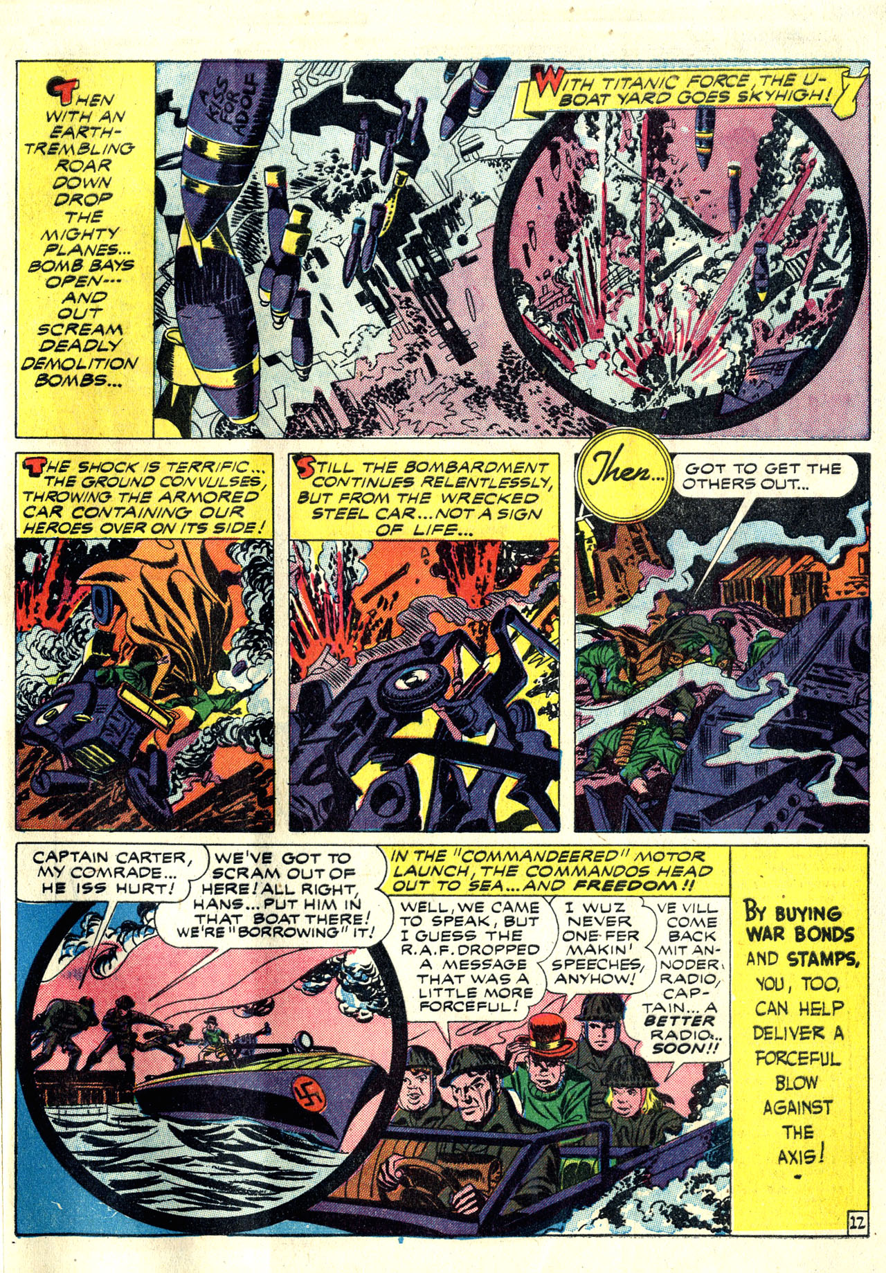 Read online Detective Comics (1937) comic -  Issue #78 - 57