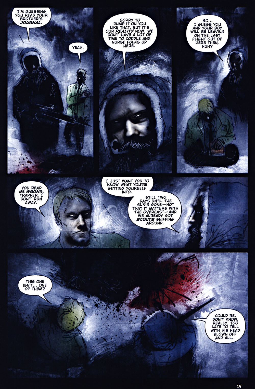 Read online 30 Days of Night: Return to Barrow comic -  Issue #2 - 15