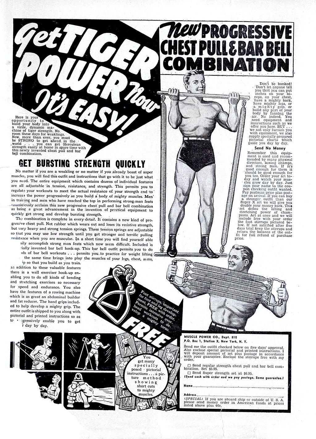 Read online Detective Comics (1937) comic -  Issue #68 - 67