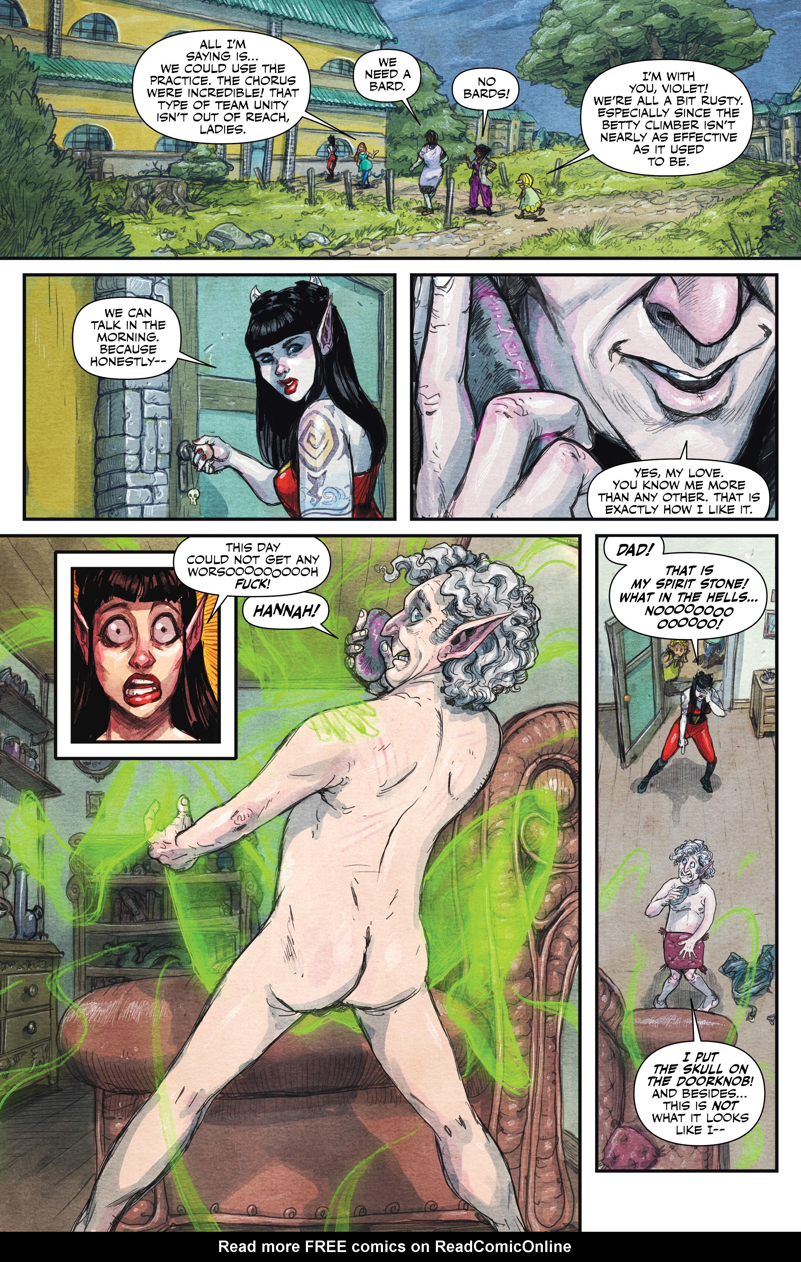 Read online Rat Queens (2017) comic -  Issue #3 - 8