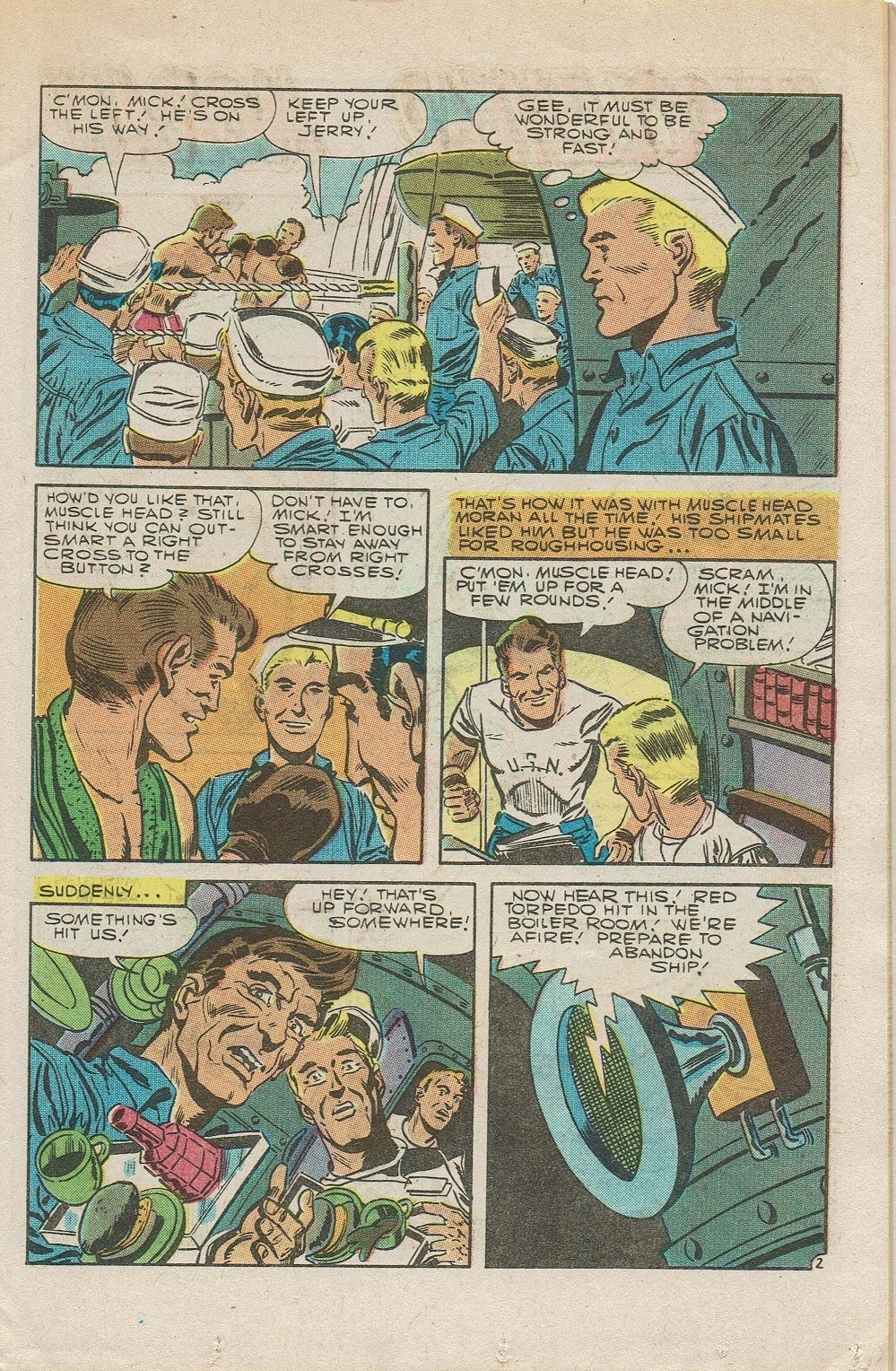 Read online Fightin' Navy comic -  Issue #126 - 11