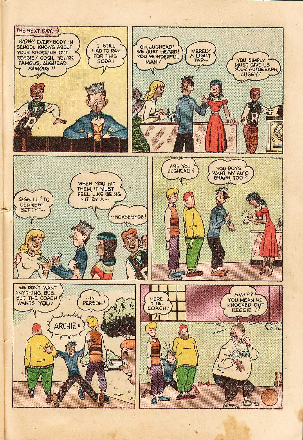 Archie Comics issue 040 - Page 40