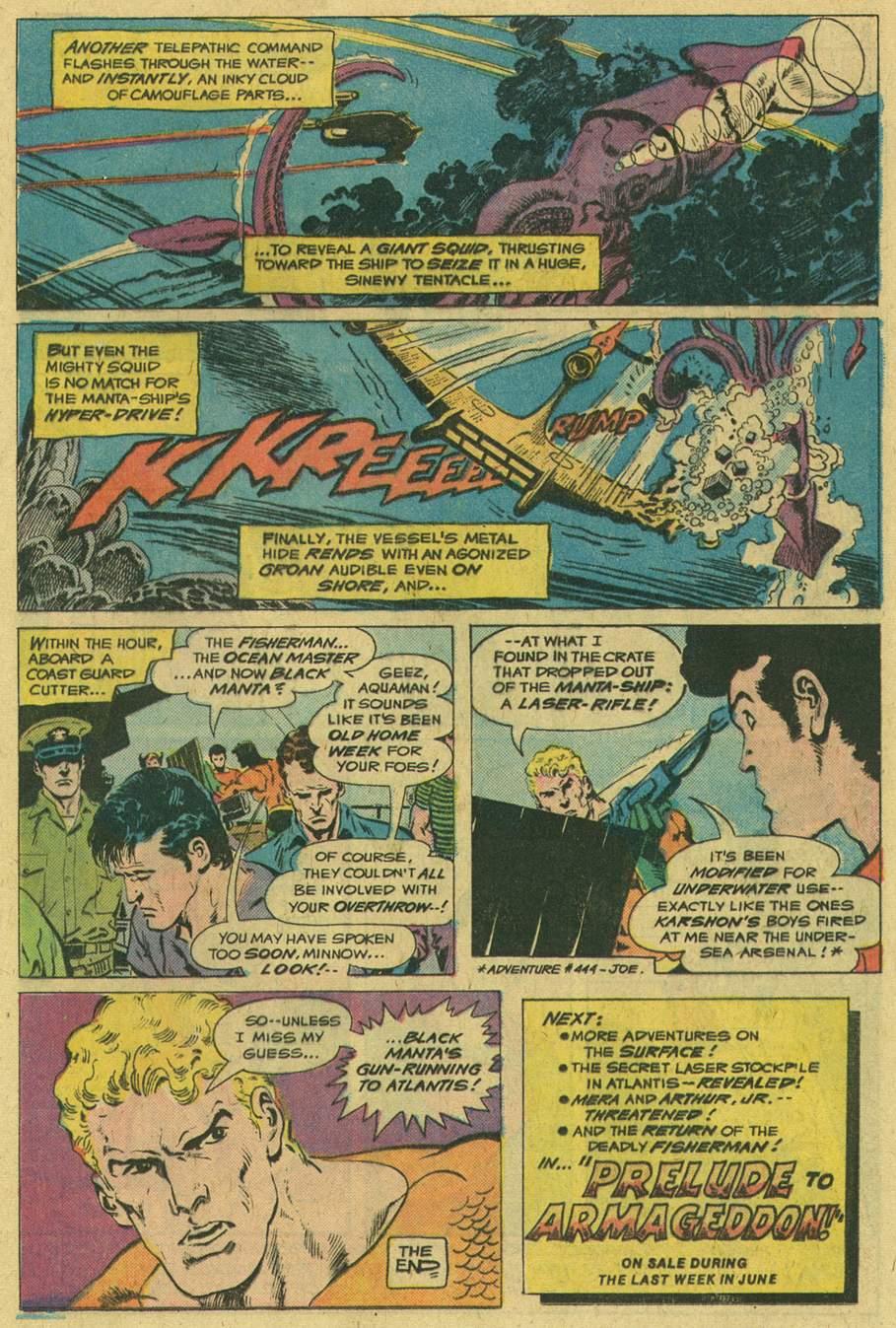 Read online Adventure Comics (1938) comic -  Issue #446 - 21