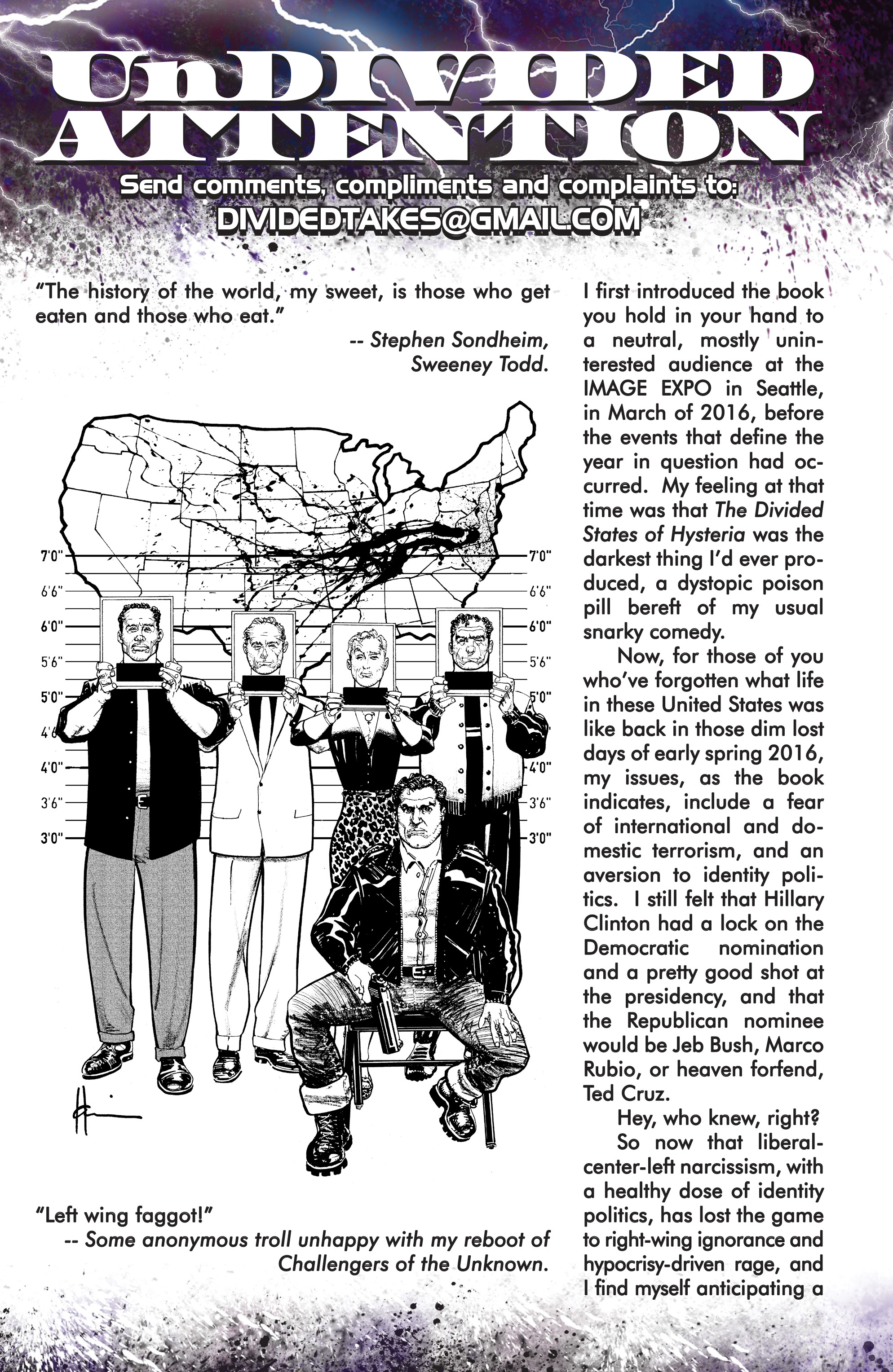 Read online The Divided States of Hysteria comic -  Issue #1 - 26