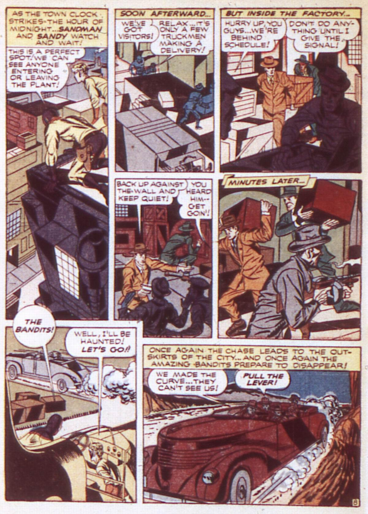 Read online Adventure Comics (1938) comic -  Issue #84 - 10
