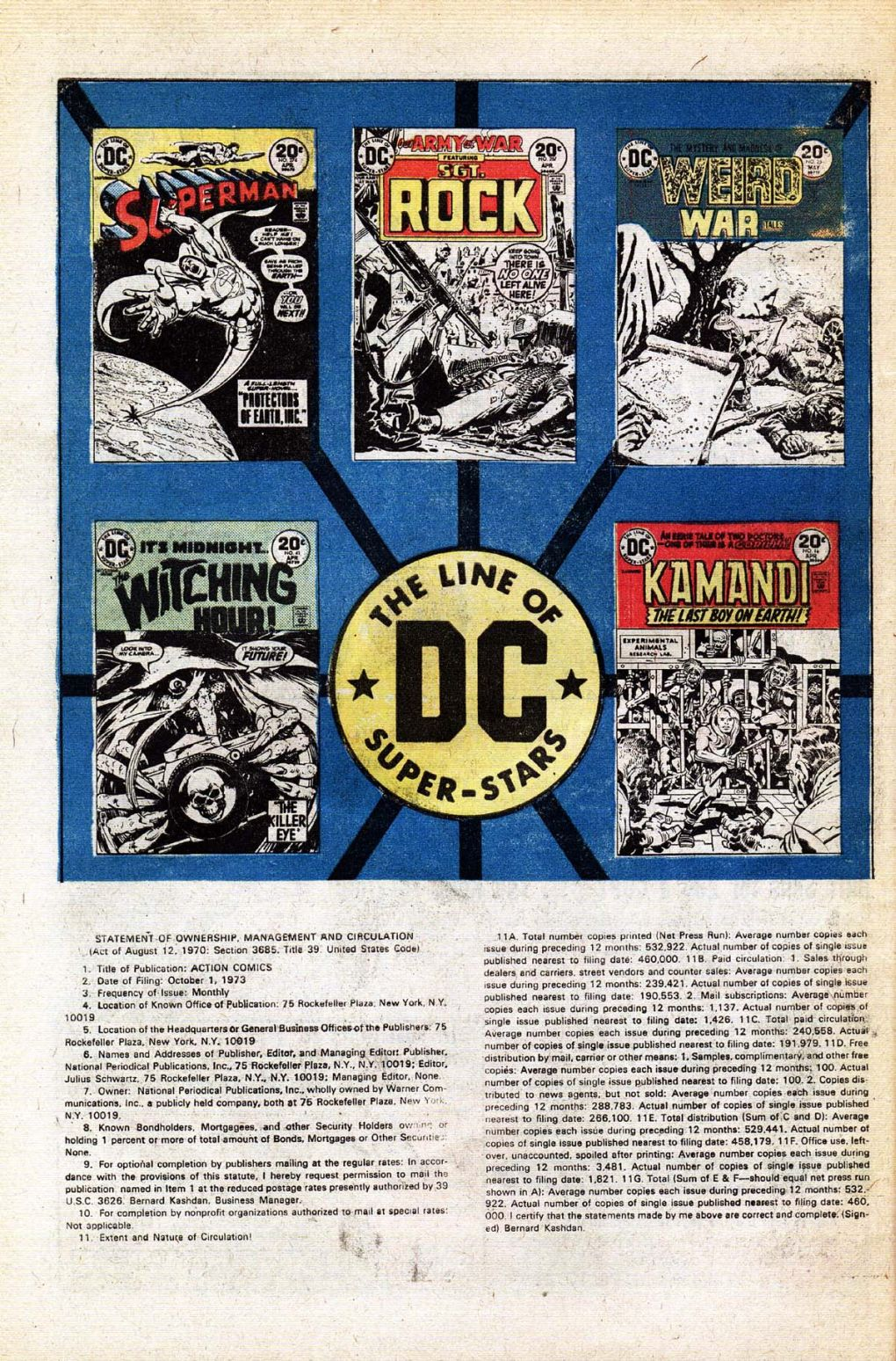 Read online Action Comics (1938) comic -  Issue #434 - 29