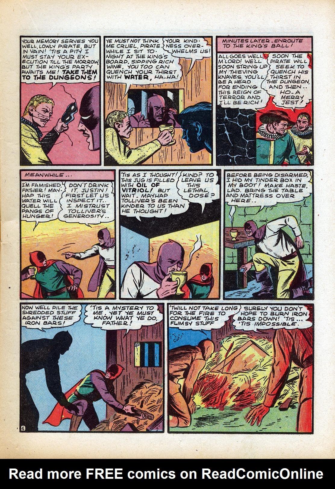 Read online Sensation (Mystery) Comics comic -  Issue #18 - 21