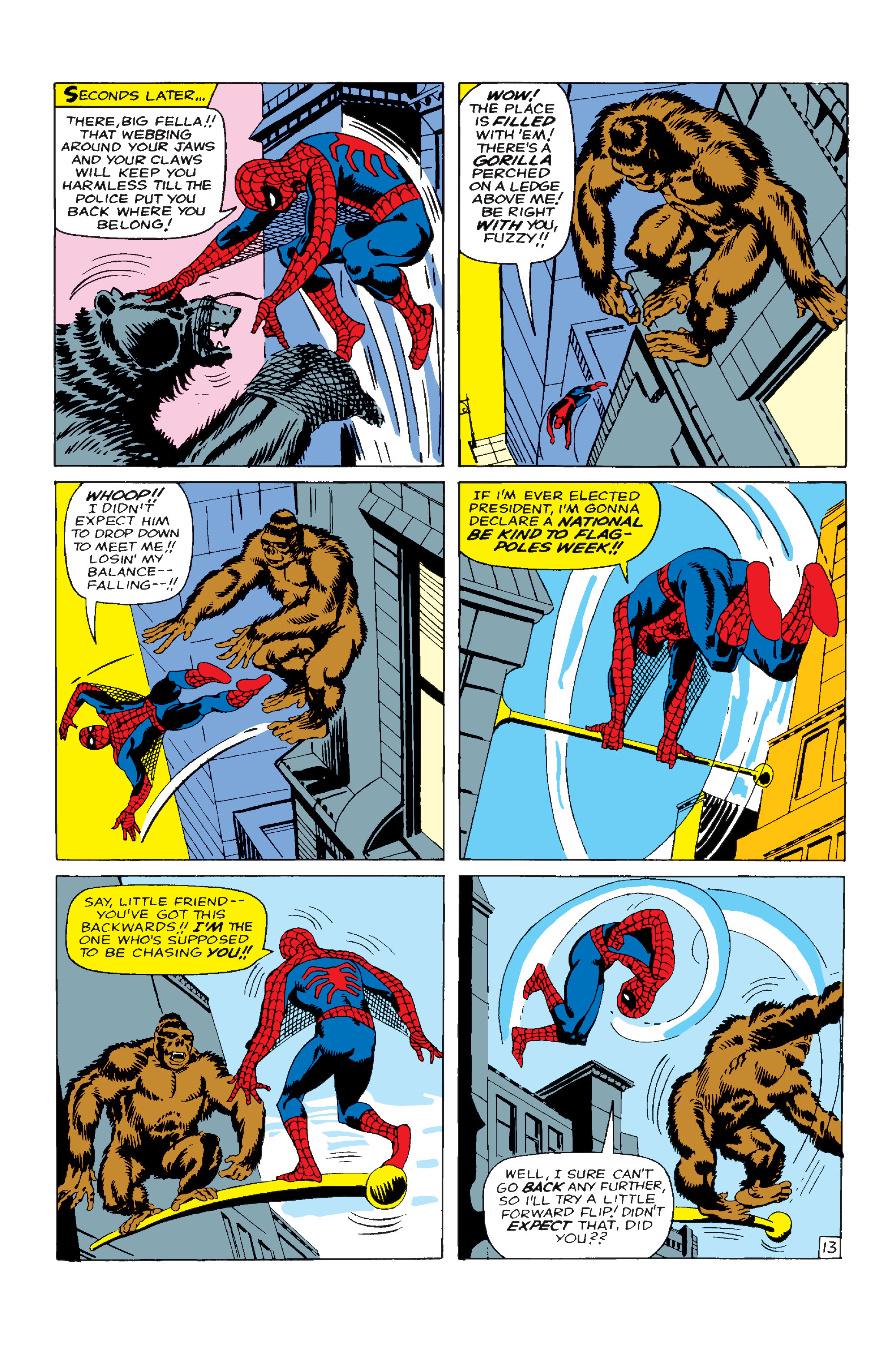 The Amazing Spider-Man (1963) 12 Page 13