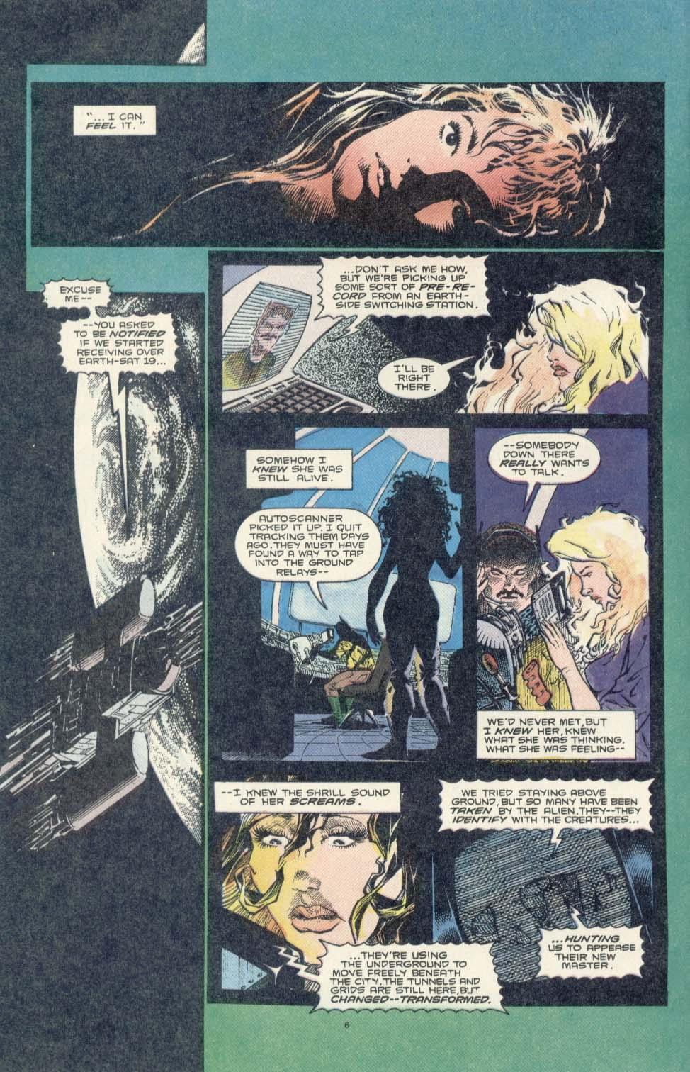 Read online Aliens: Earth War comic -  Issue #2 - 8