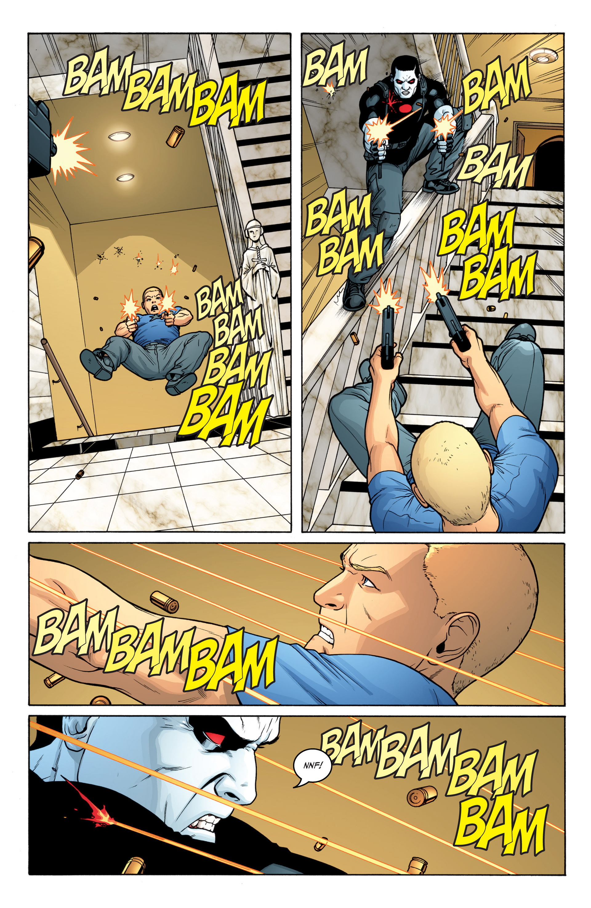 Archer and Armstrong 18 Page 13