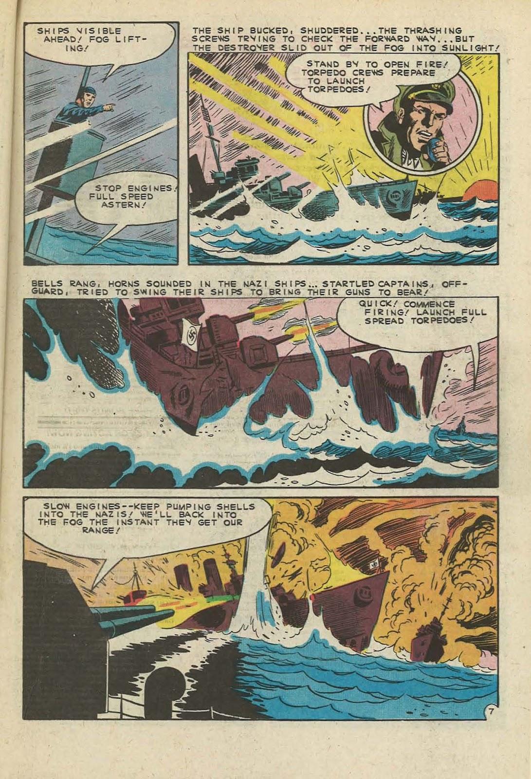 Read online Fightin' Navy comic -  Issue #129 - 31