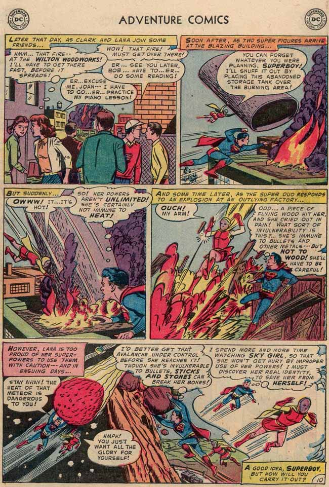 Read online Adventure Comics (1938) comic -  Issue #189 - 12