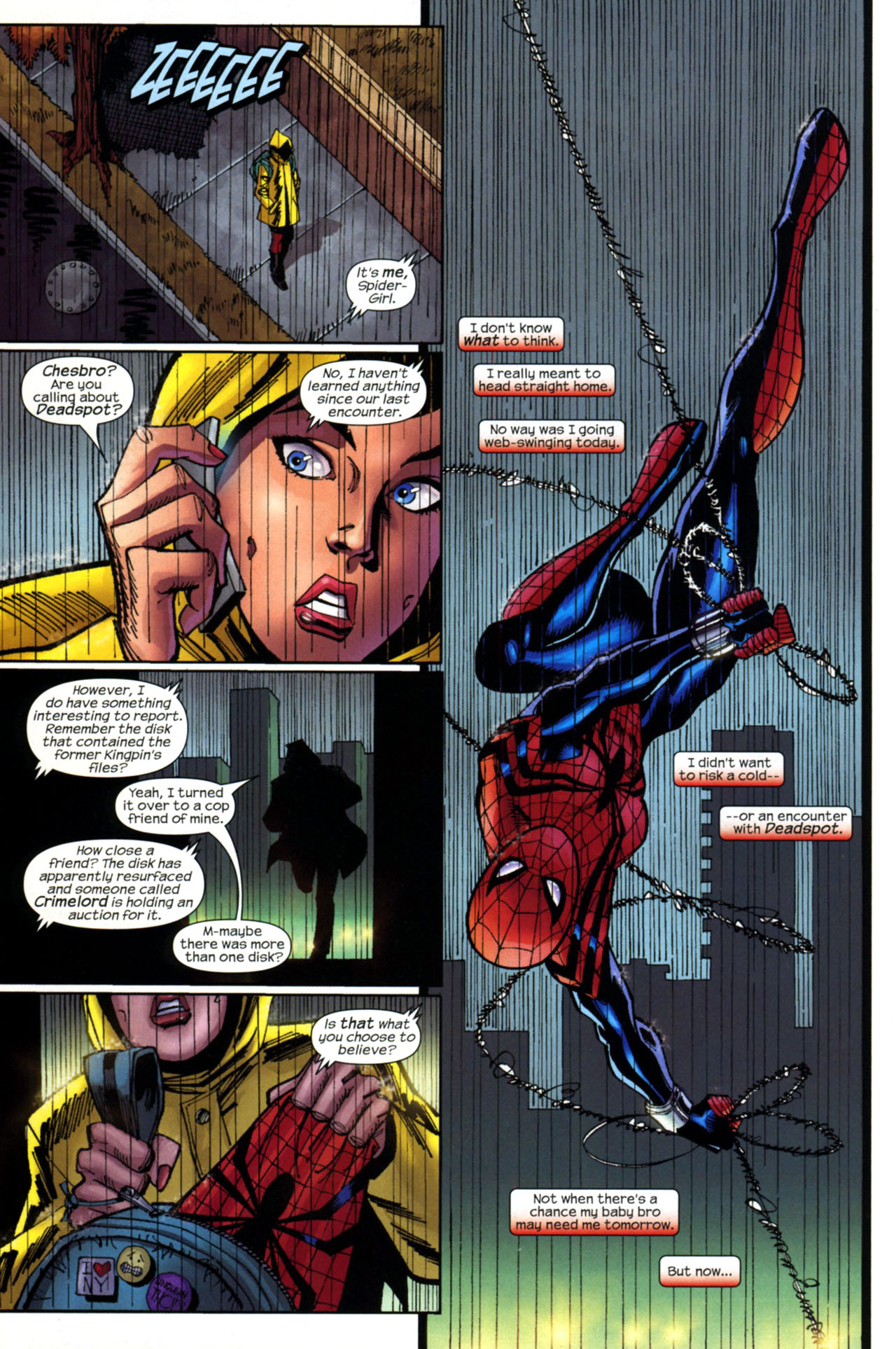 Read online Amazing Spider-Girl comic -  Issue #17 - 12
