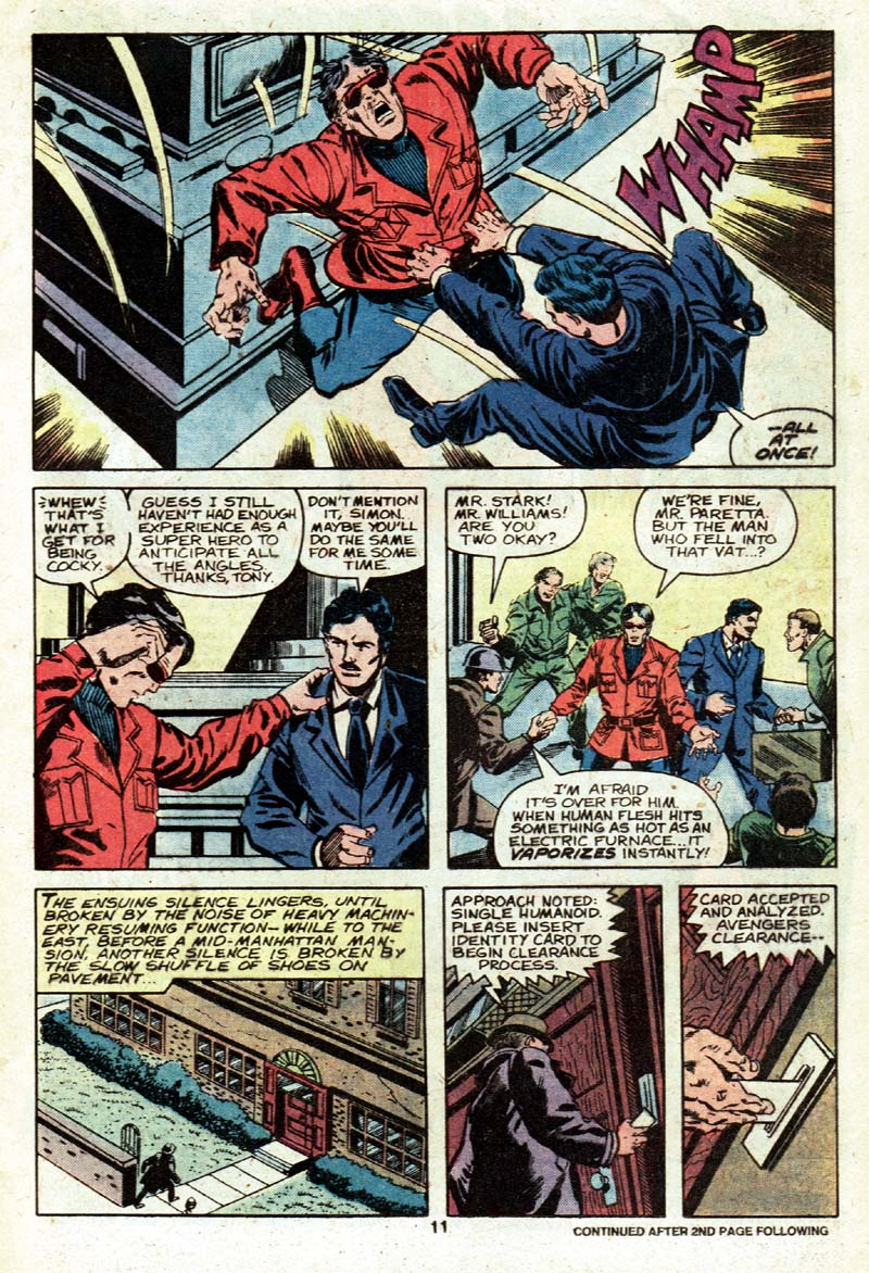 The Avengers (1963) 192 Page 8