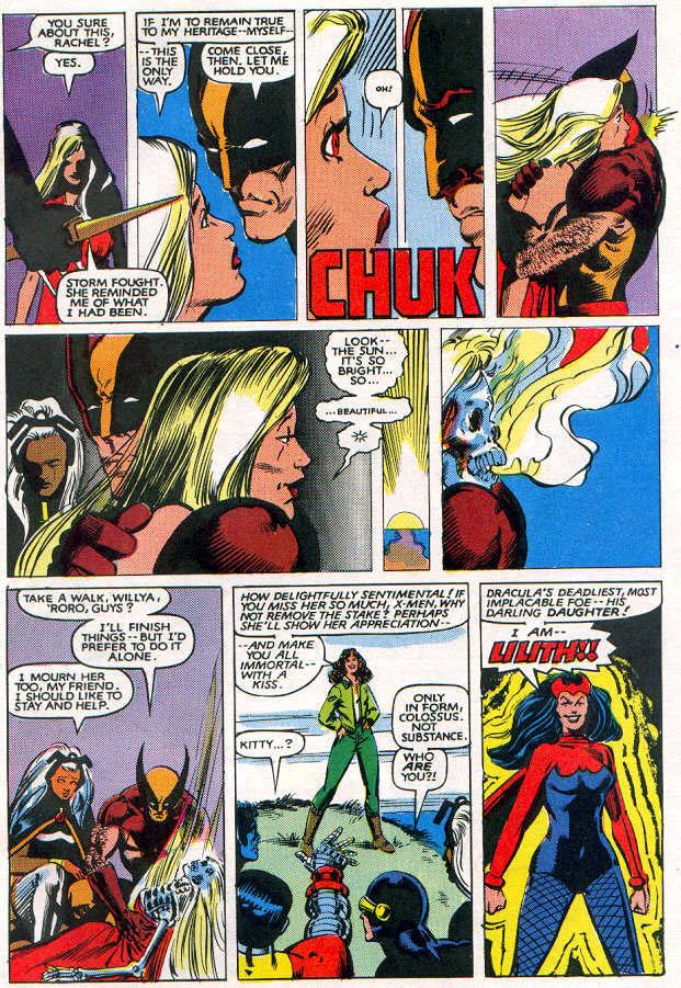 Read online Uncanny X-Men (1963) comic -  Issue # _Annual 6 - 38