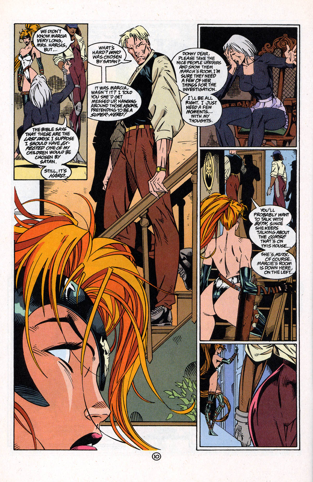 Read online Artemis: Requiem comic -  Issue #3 - 14