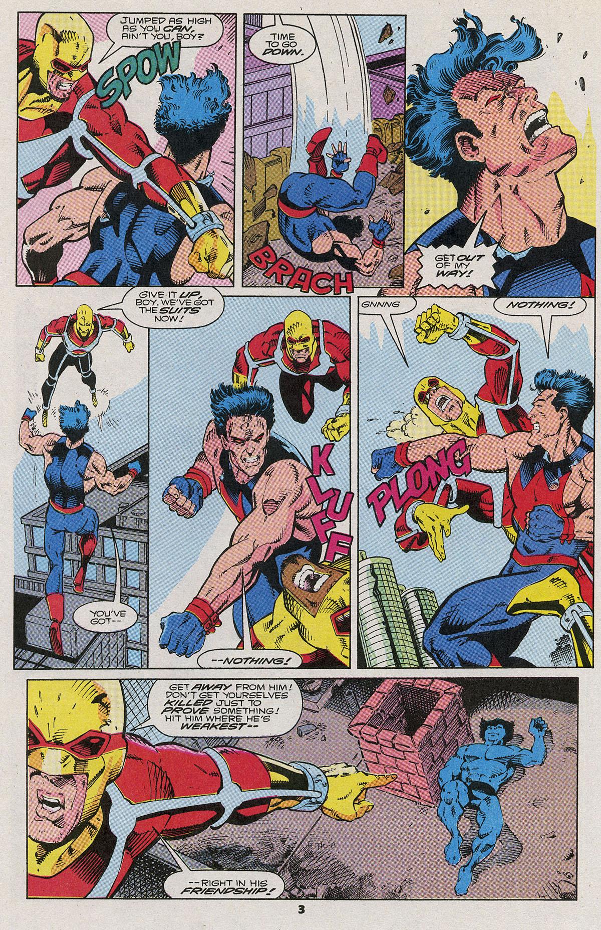 Read online Wonder Man (1991) comic -  Issue #6 - 4