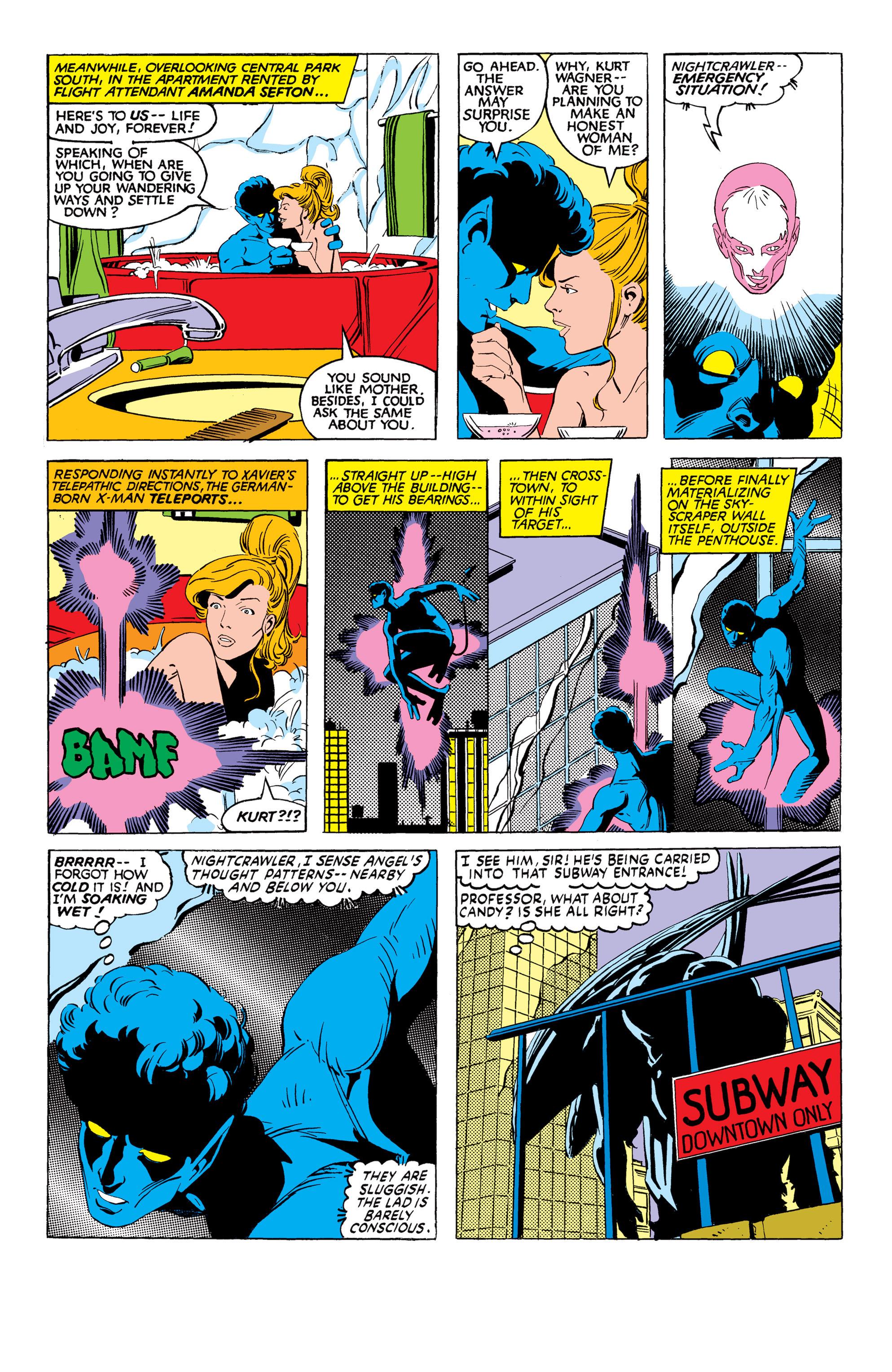 Read online Uncanny X-Men (1963) comic -  Issue #169 - 5