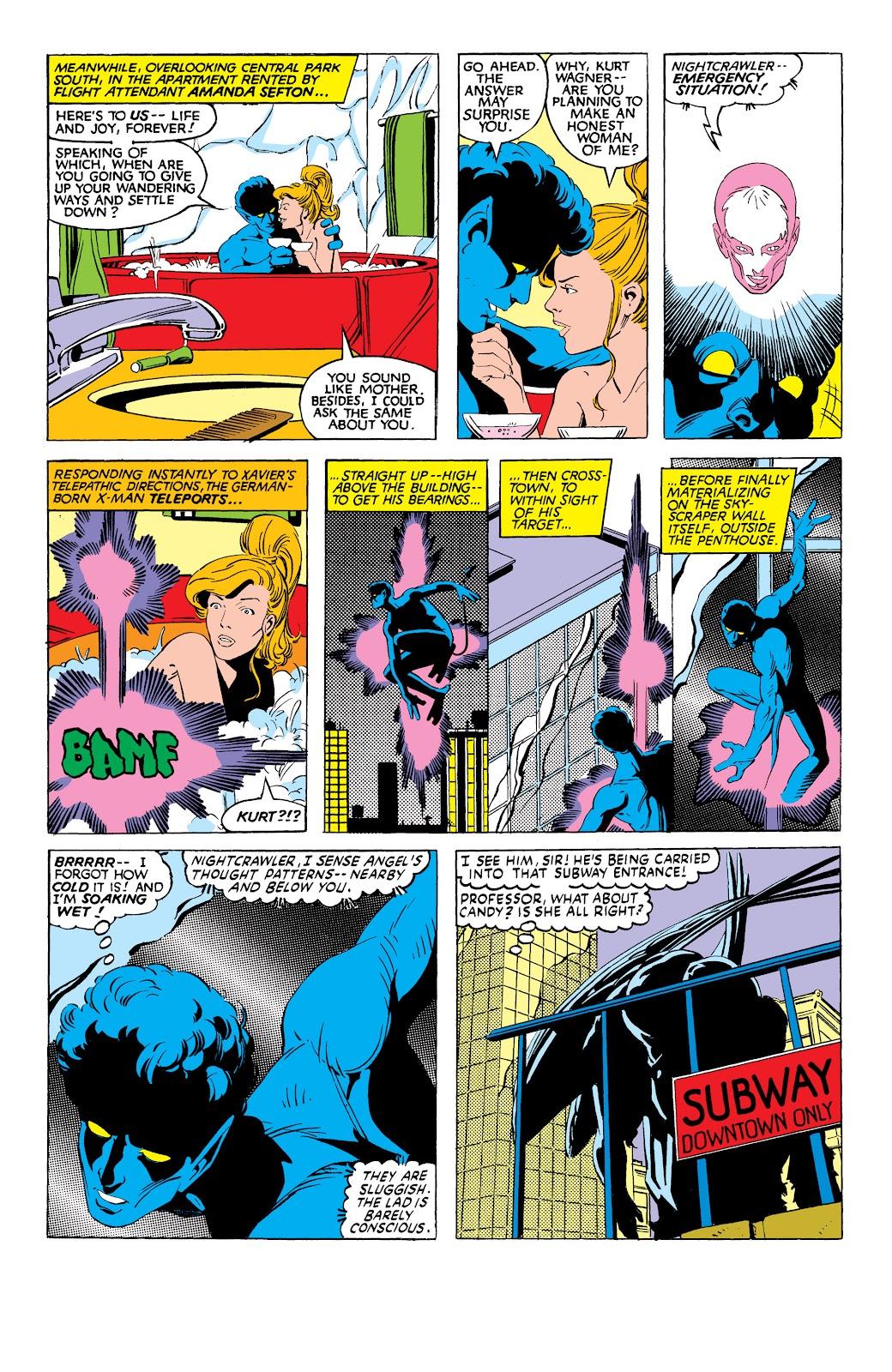 Uncanny X-Men (1963) issue 169 - Page 5