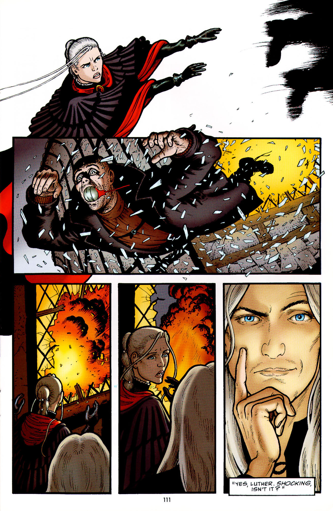 Read online Heart of Empire comic -  Issue #4 - 15