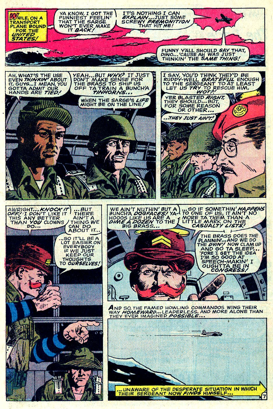 Read online Sgt. Fury comic -  Issue #66 - 12