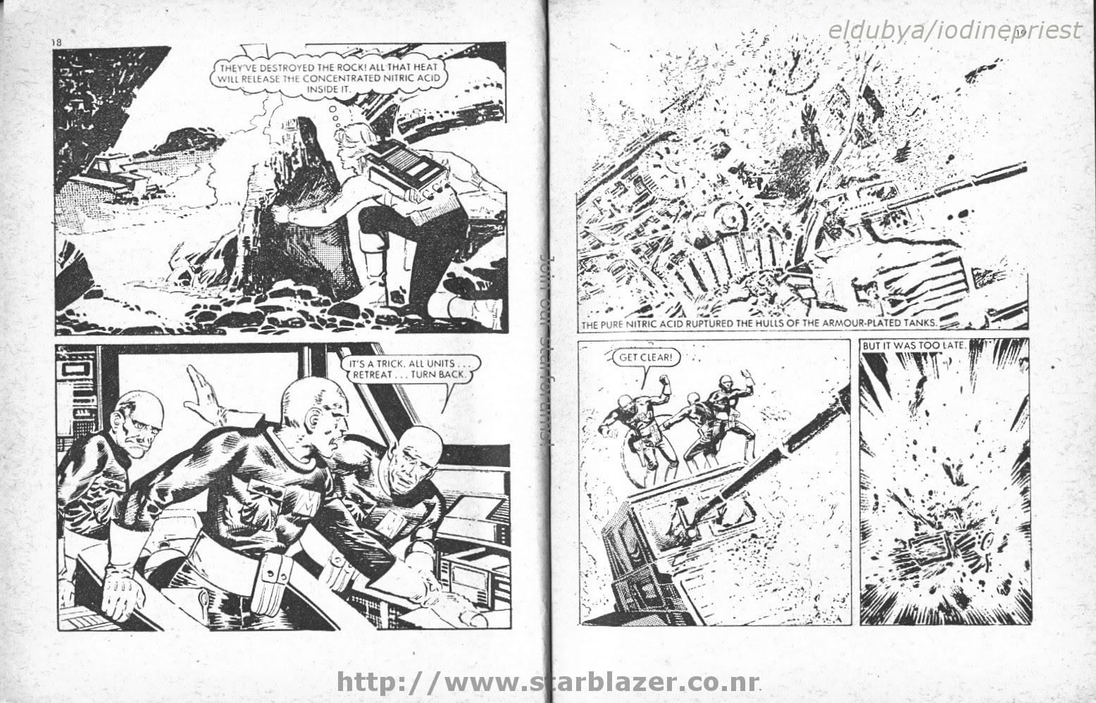 Starblazer issue 50 - Page 11