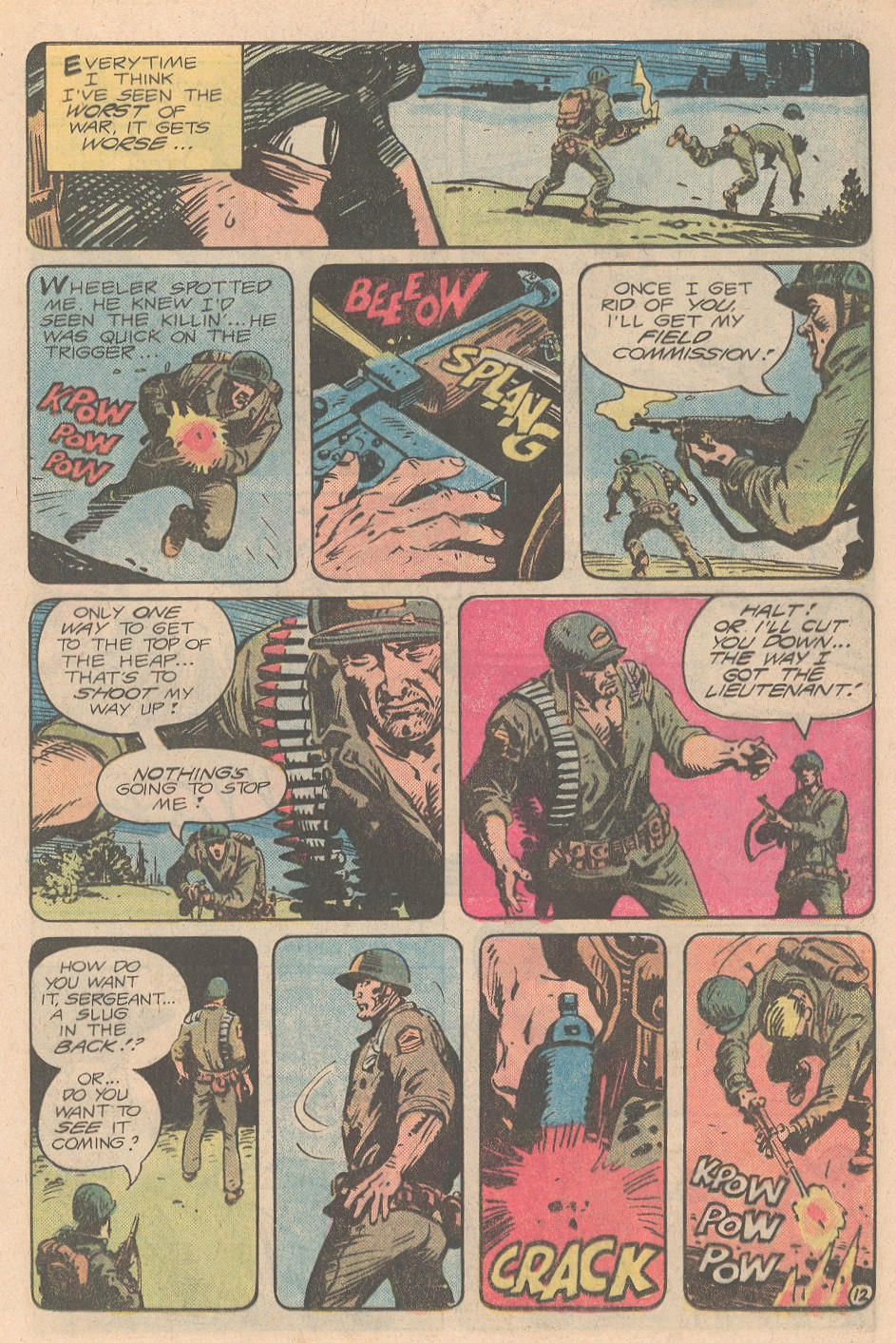 Sgt. Rock issue 379 - Page 13