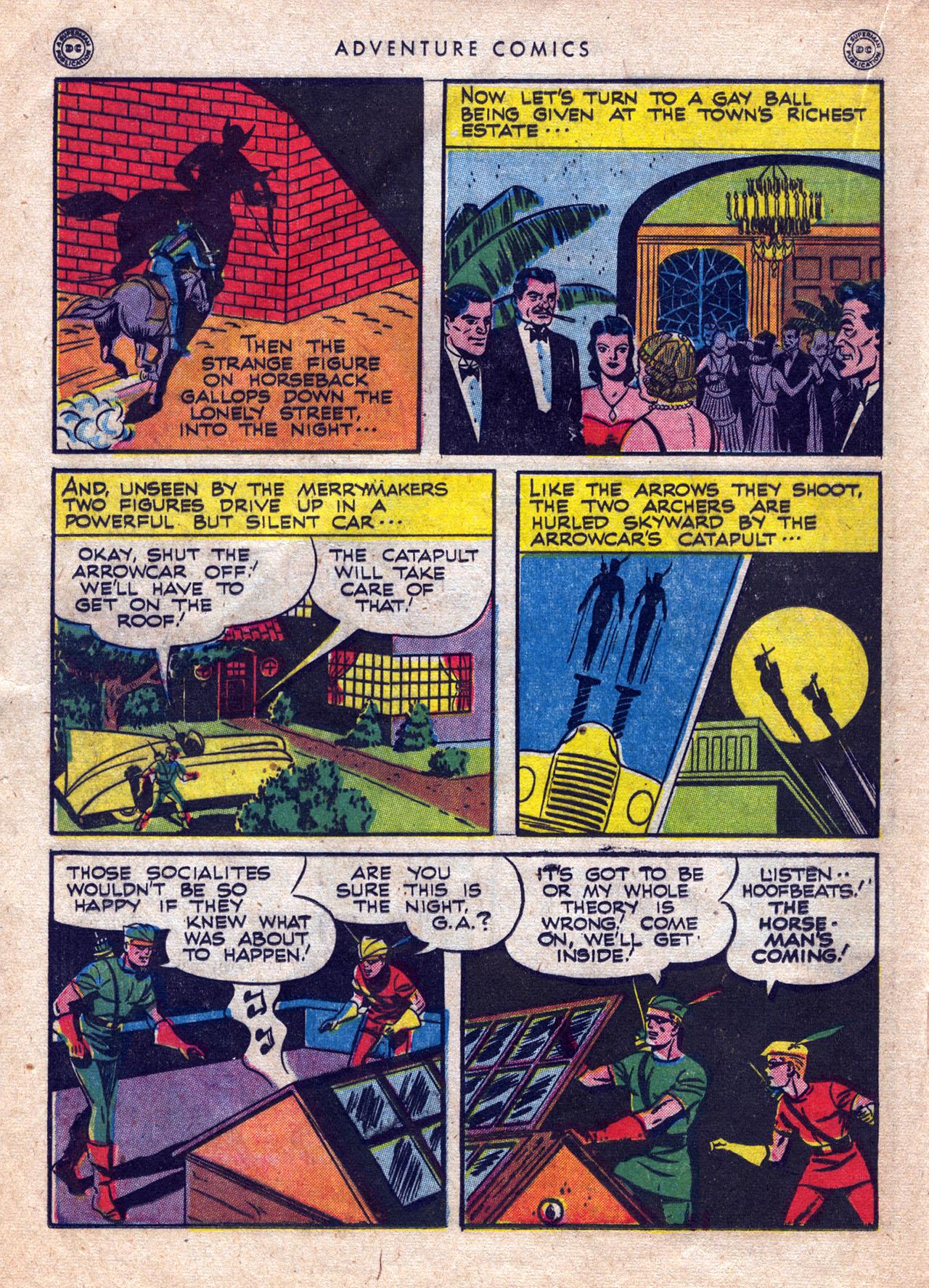 Read online Adventure Comics (1938) comic -  Issue #120 - 28