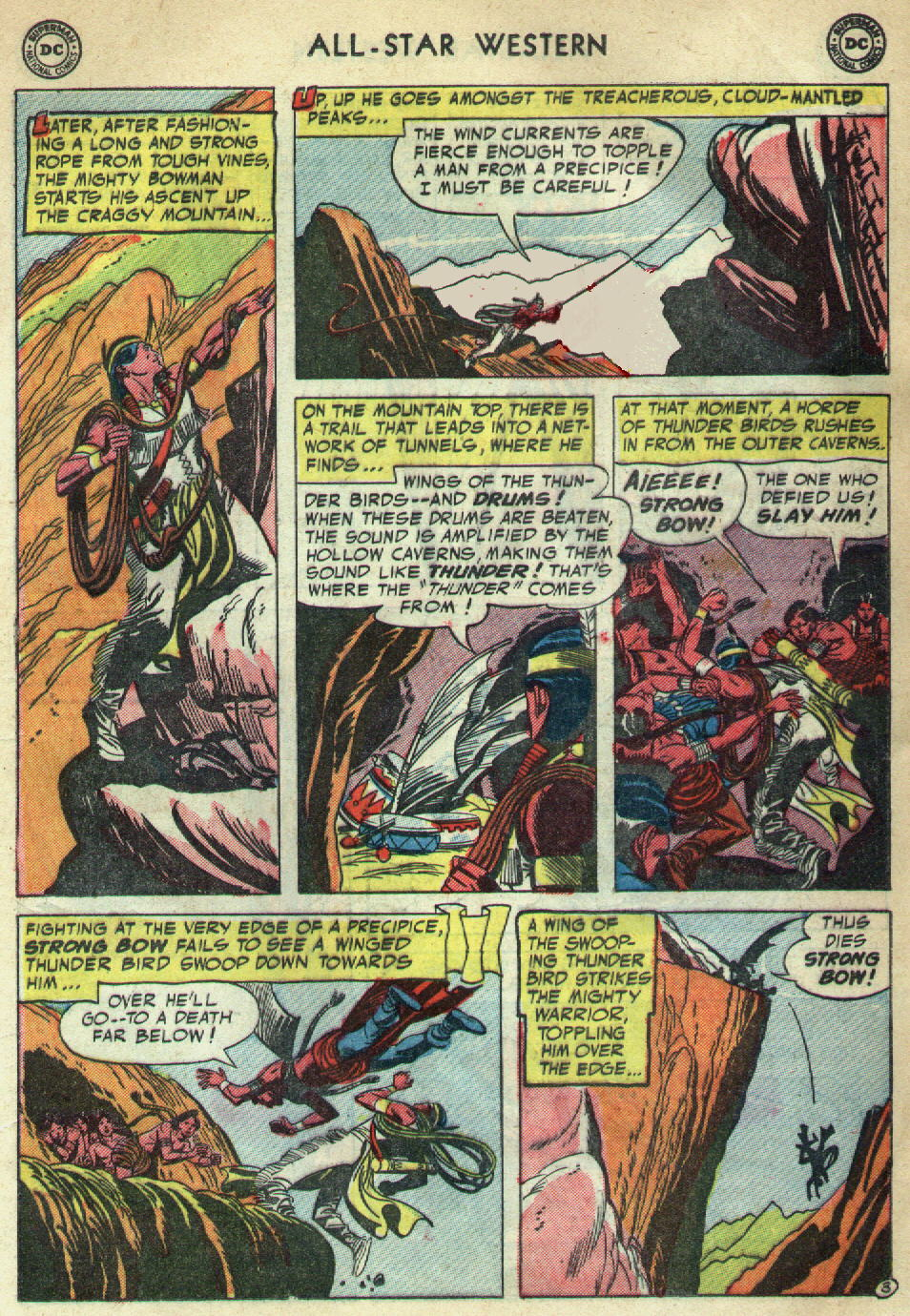Read online All-Star Western (1951) comic -  Issue #79 - 13