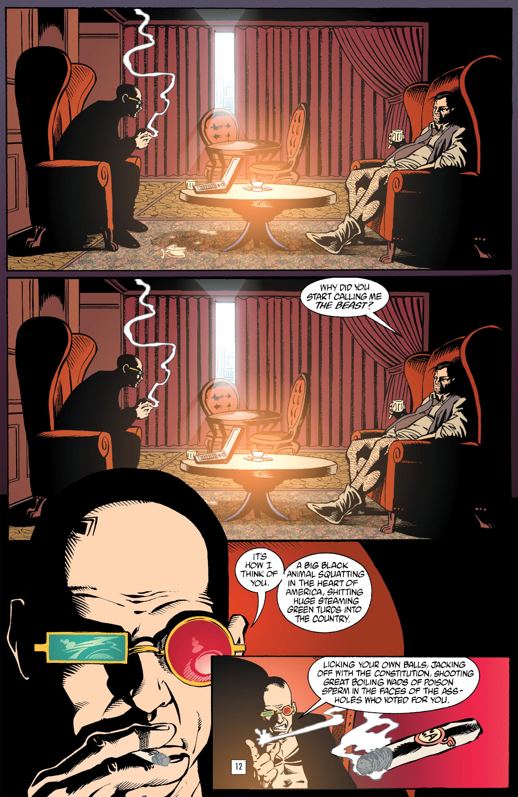 Read online Transmetropolitan comic -  Issue #21 - 13