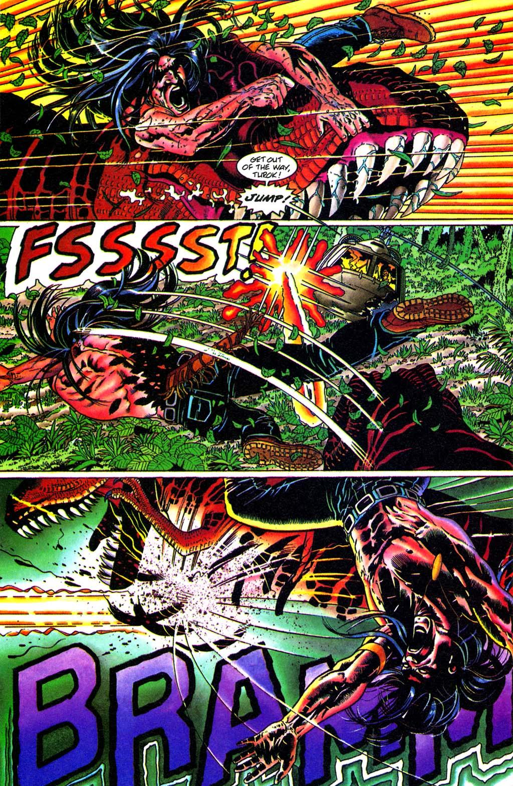 Read online Turok, Dinosaur Hunter (1993) comic -  Issue #28 - 20