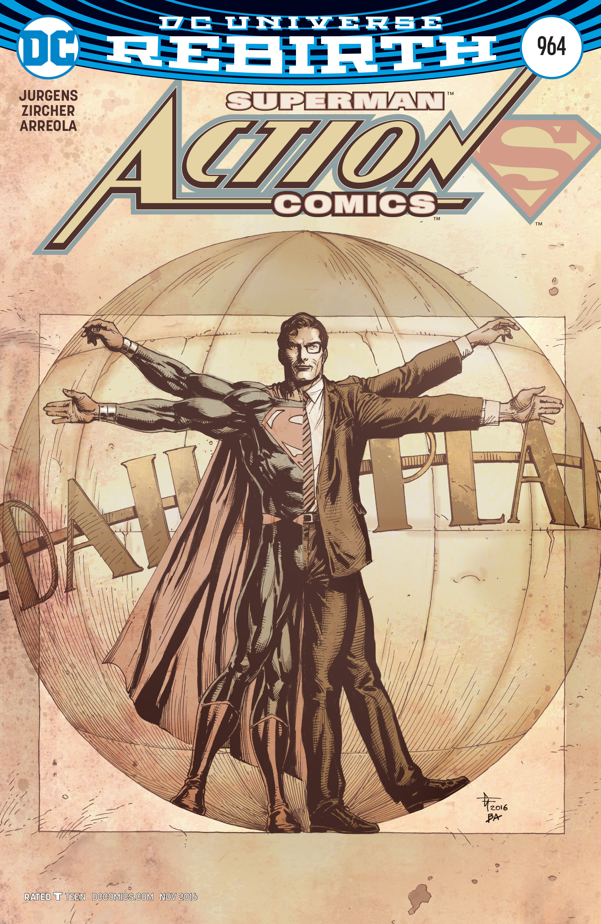Read online Action Comics (2016) comic -  Issue #964 - 3