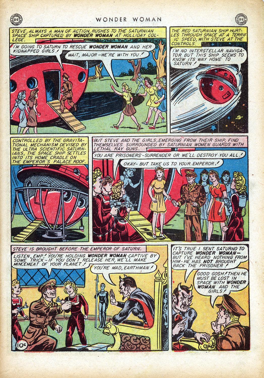 Read online Wonder Woman (1942) comic -  Issue #10 - 48