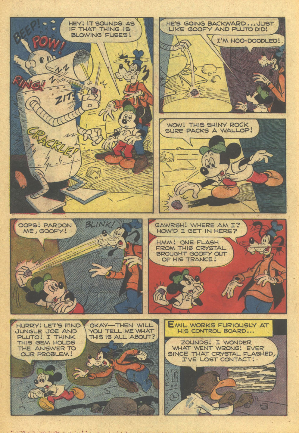 Walt Disney's Comics and Stories issue 332 - Page 26