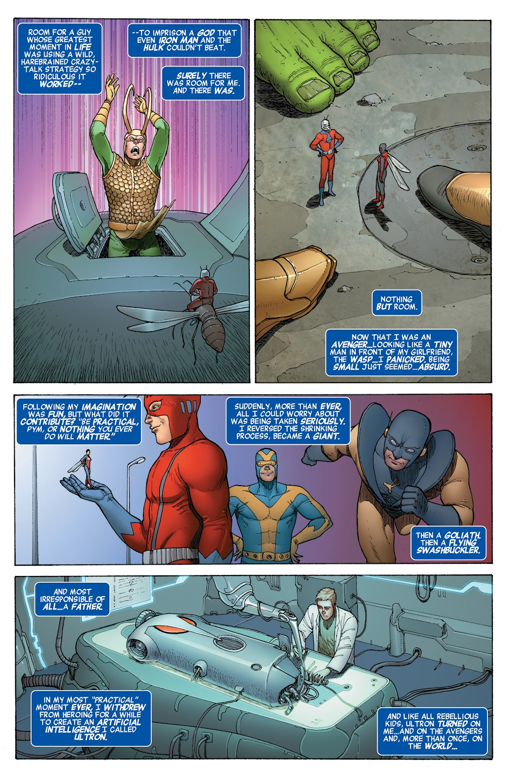 Read online Age of Ultron Companion comic -  Issue # TPB (Part 2) - 92