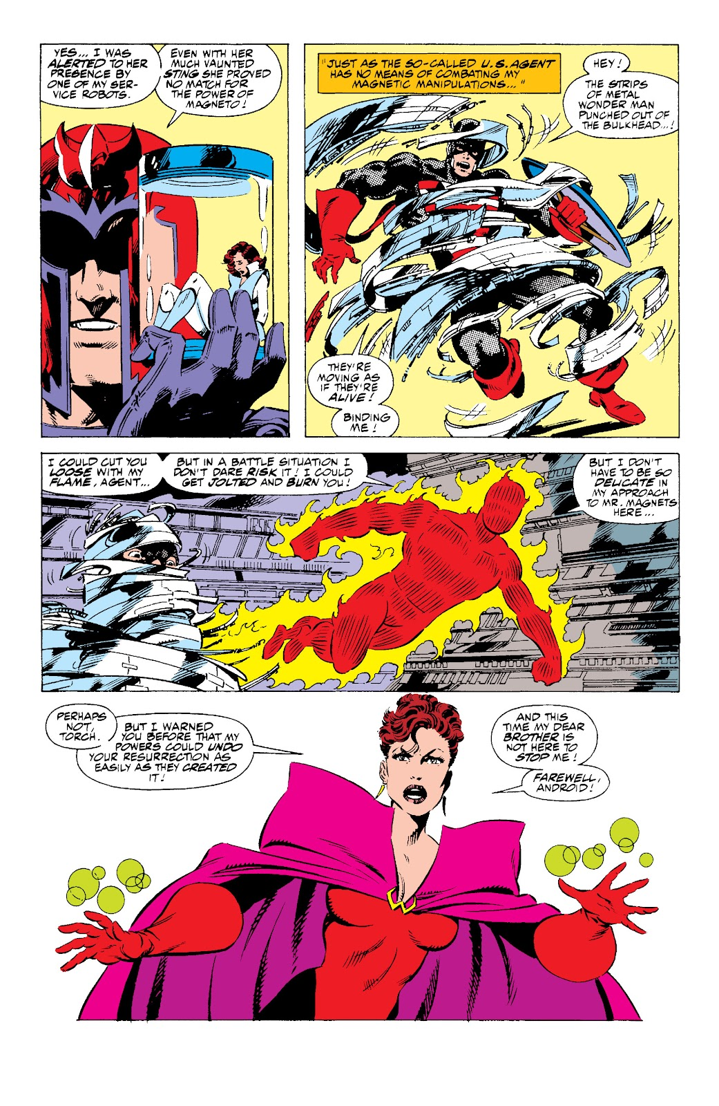 Avengers West Coast (1989) issue 57 - Page 19