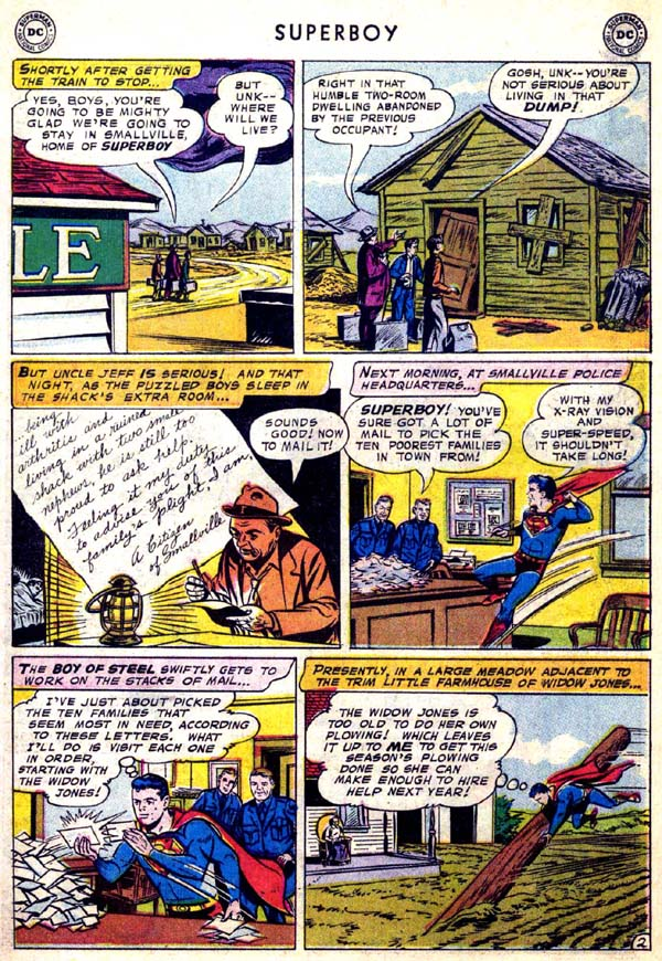 Superboy (1949) issue 70 - Page 12