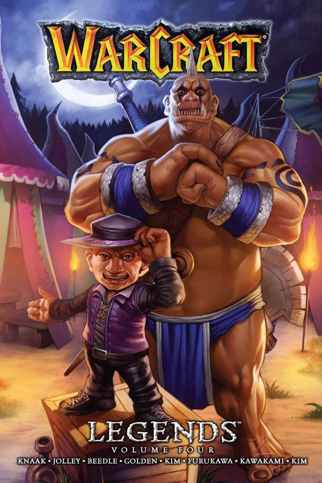 Warcraft: Legends issue Vol. 4 - Page 1