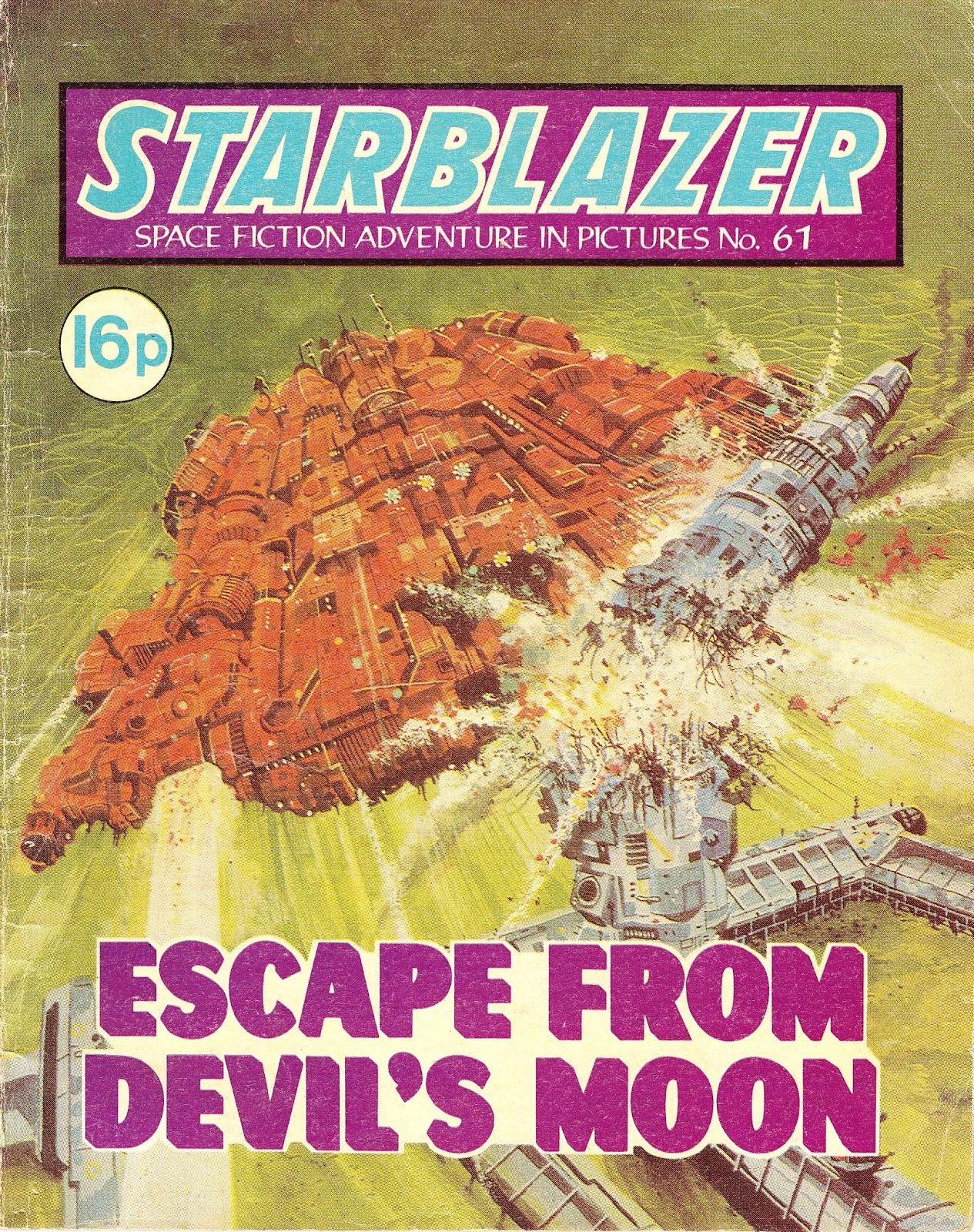 Starblazer issue 61 - Page 1